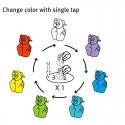 Scimmia Mini Color